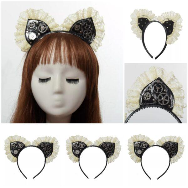 steampunk ears