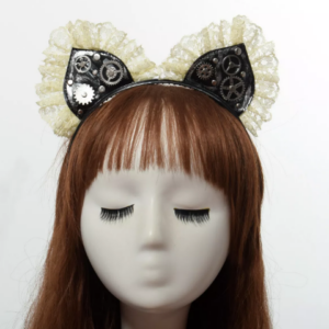 Steampunk cat ears