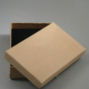 Rectangle Kraft gift box