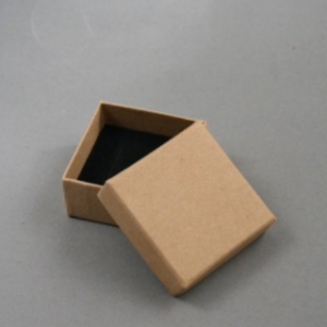 Small Kraft gift box