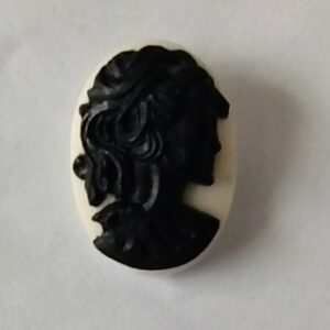 gothic stud earrings