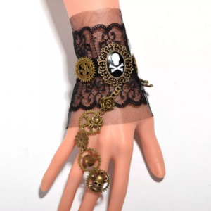steampunk alternative cuff