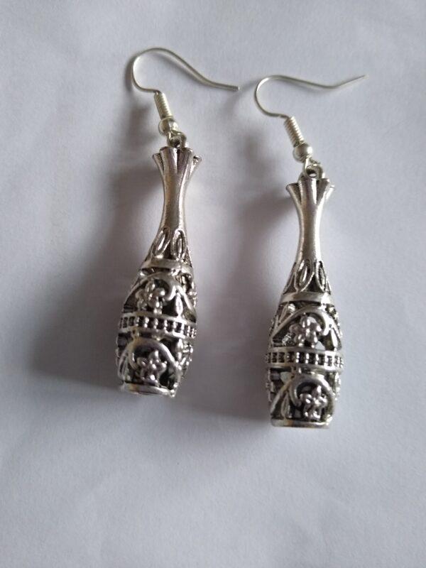 decanter earrings