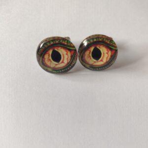 dragon eye cufflinks